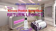 RETURN LEGACY PRODUCTS