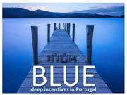 BLUE - Deep Zen Incentives in Portugal