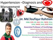hyprtension - diagnosis and management
