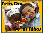 dia del NIÑO video