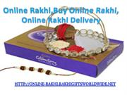 Online Rakhi through online-rakhi.rakhigiftsworldwide.net