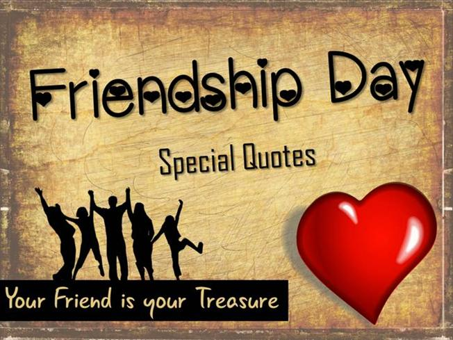 Friendship day special quotes authorstream thecheapjerseys Choice Image