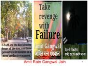 Life style and life changing quotes from Amit Gangwal