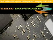 Best Embedded System Development Company in Ukraine