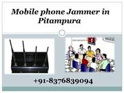 Get New designs Mobile phone jammer in pitampura