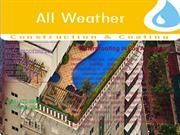Greenroofing and Waterproofing in Los Angeles City