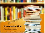 Academic Powerpoint Template - Templates For PowerPoint