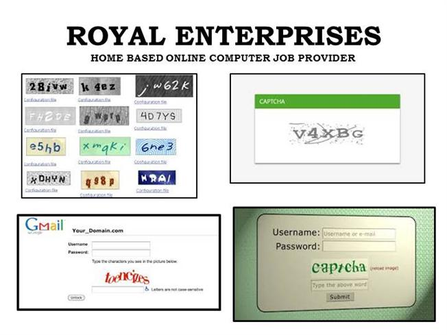 ROYAL ENTERPRISES ONLINE TYPING WORK |authorSTREAM