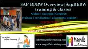 SAP BI/BW Overview | SapBI/BW training & classes