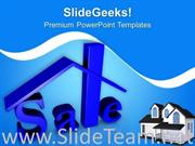 HOMES FOR SALE REAL ESTATE POWERPOINT TEMPLATE