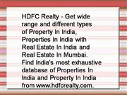 Property In India, Properties In India,