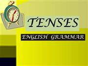 tenses by raches