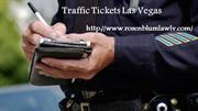 Traffic Tickets Las Vegas