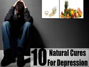 10 Effective Natural Cures For Depression