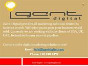 Digital Marketing India | Marketing Professionals
