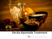 Awesome Feeling Through Kerala Ayurveda Treatment