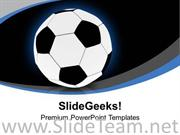 FOOTBALL FOR GAME THEME POWERPOINT TEMPLATE