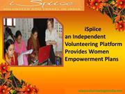 Women Empowerment Volunteer Opportunities