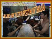 Sacred Ink Tattoo Festival of Thailand