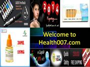 Buy the best nicotine free electronic cigarettes brands online