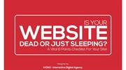 Is Your Website Sleeping ? Its time to wake up your website
