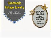An Infographic on Handmade Vintage Jewelry