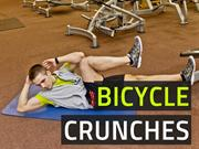 Bicycle Crunches - 248% More Effective Than Regular Crunches