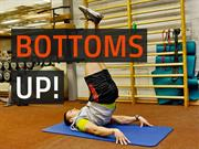 Bottoms Up - Killer Ab Exercise For Your Lower Abs