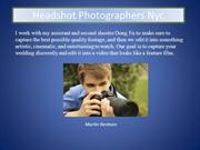 Headshot Photographers Nyc
