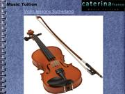 Violin lessons sutherland shire