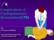 complication of CPR 93