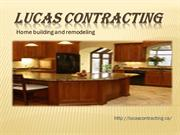 LUCAS CONTRACTING PPT