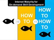 Internet Maturity for On-Demand Skill Development