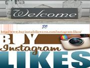 Gain Your Brands Credibility By Buying More Instagram Likes