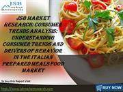JSB Market Research- Italian Prepared Meals Food Market