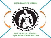 Elite Training Systems Offers Highest Quality Personal Training