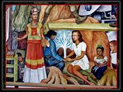 Murals by Diego Rivera