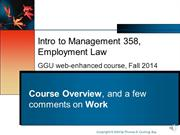 M358 course intro fall 2014 narrated PPT