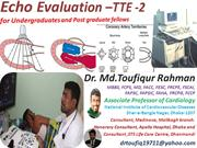 Echocardiography evaluation  3