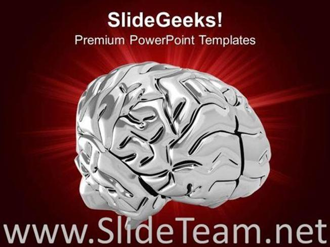 Human brain design medical theme powerpoint template powerpoint template related powerpoint templates toneelgroepblik Choice Image