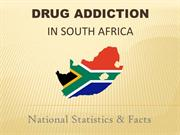 Drug Addiction in South Africa