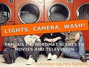 Famous laundromat Scenes In Movies and Television