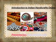 Introduction to Indian Handicrafts Online