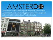 Know All About Amsterdam