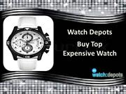 Expensive Watches in Australia