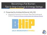 Becoming a Fat Burner_BHIP week 5_voice recording