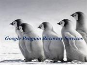 Google Penguin Recovery Services