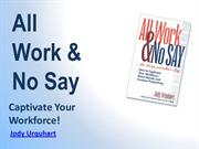 captivate your work place