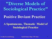 MSS Positive deviance practice
