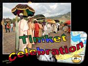 Timket Celebration in Ethiopia